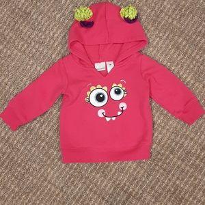 3/$15 - 3 month sweatshirt